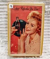 1961 Coca-Cola card deck