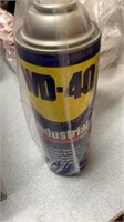 3 cans of WD-40