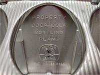 Aluminum (6) bottle Coca-Cola carrier