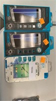 3 screen protectors (Samsung Galaxy S7