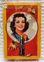 1943 Coca-Cola card deck