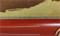 1942 American Artworks Coca-Cola tray