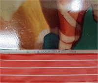 1939 American Artwork Coca-Cola tray