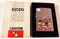 Zippo Bird Hunter lighter