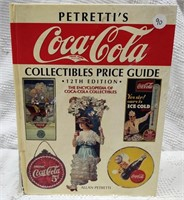 Petretti's Coca-Cola collectors guide - 12 editi