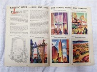 """set (6) Coca-Cola """"Our America"""" educational mags."""