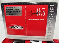 1:24 Dale Earnhardt Jr. 2005 Budweiser testcar