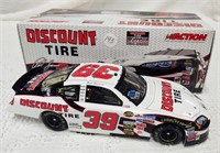 1:24 Reed Sorenson 2005 Charger
