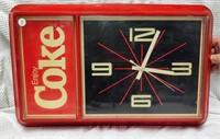 Coca-Cola clock by Ianshite