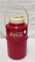 Coca-Cola insulated jug