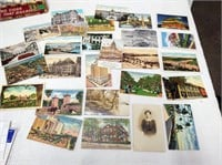 (50+) old post and greeting cards
