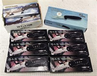 (12) knives
