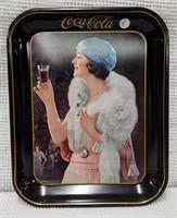 Coca-Cola tray -