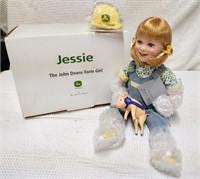 Danbur Mint Jessie the J.D. farmgirl doll