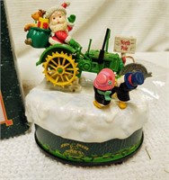 John Deere Masterpiece Music Box