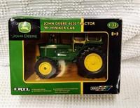 John Deere 4020 Tractor w. Hiniker Cab