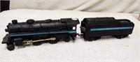 Lionel Blue Line Engine & Tinder, O gauge