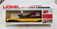 Lionel O-27 gauge Union Pacific derrick car