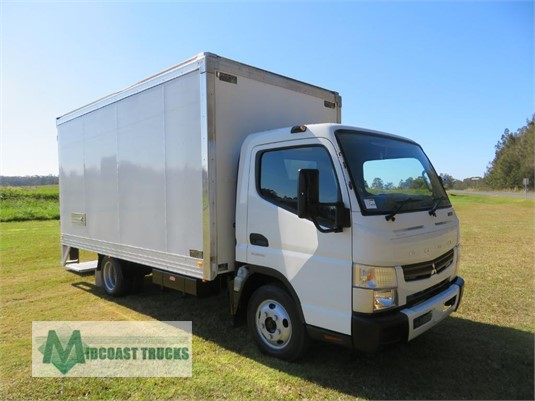 2015 Fuso Canter 515 AMT Duonic Midcoast Trucks - Trucks for Sale