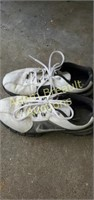 Men's Nike golf shoes, size 10.5, used
