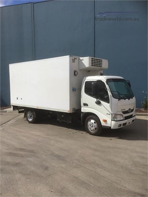 2014 Hino 300 Series 616 Hume Highway Truck Sales - Trucks for Sale