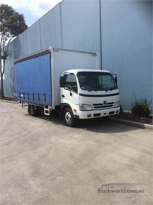 2008 Hino Dutro - Trucks for Sale