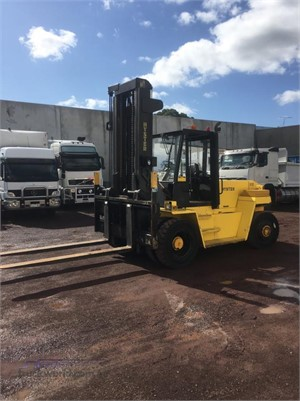 0 Hyster H12.00XL Hume Highway Truck Sales - Forklifts for Sale