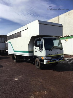 2000 Hino 500 Series 1022 FC Hume Highway Truck Sales - Trucks for Sale