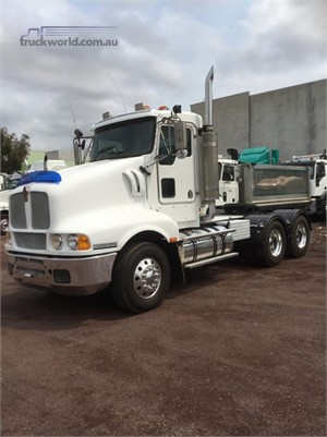 2007 Kenworth T604 - Trucks for Sale