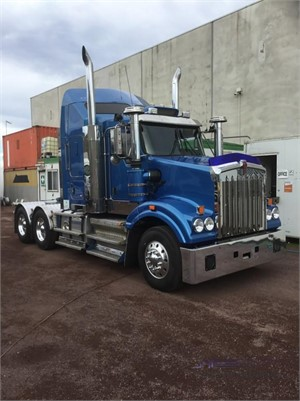 2012 Kenworth T409SAR Hume Highway Truck Sales - Trucks for Sale