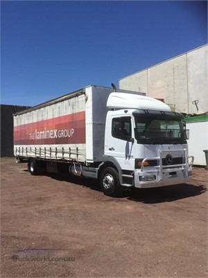 2004 Mercedes Benz Atego 1623 - Trucks for Sale