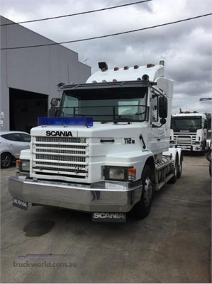 1985 Scania T112m - Trucks for Sale