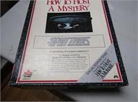 Star Trek Mystery Game