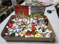 101 Dalmations Collectables & 2 Books