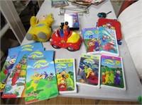 Kids Toys, Books, Etc