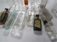 Collection Old Bottles