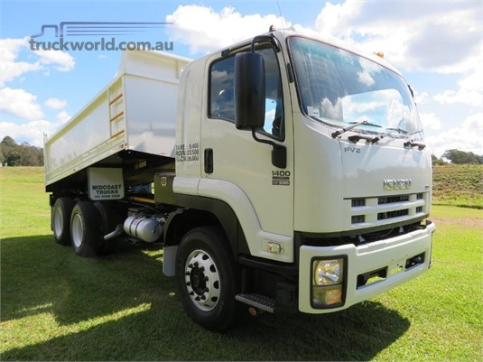 2008 Isuzu FVZ1400 - Trucks for Sale