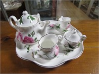 Royal Patrician Miniature Tea Set