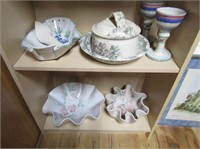 Contents Shelf