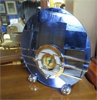 Art Deco Radio & Cassette Player