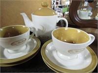 Tim Horton's Mugs, Teapot, Soup Bowl