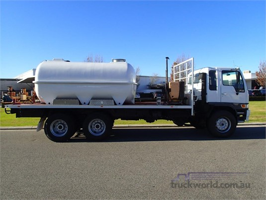 2002 Hino FM - Trucks for Sale