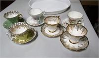 Royal Albert Cups & Saucers