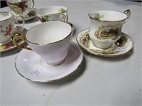 Paragon Cups & Saucers