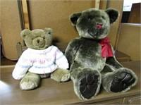 Pair Teddy Bears
