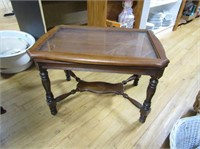 Occasional Table W  Serving Tray