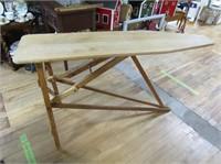 Folding Wood Ironing Board