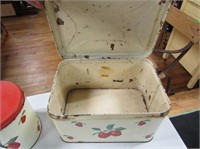 Bread Box & Cannister