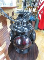 Electrified Canadian National Railroad Lantern