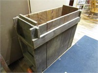 Norfolk County Tobacco Box